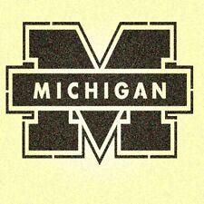 Michigan Stencil Stencils