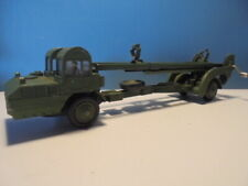 DINKY SUPERTOYS  CORPORAL MISSILE CARRIER, 666, c1959