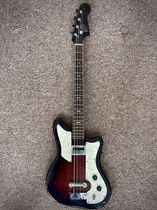 Star Bass Guitar 60's (Framus) - Short Scale