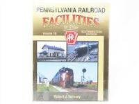 PRR Pennsylvania Railroad Facilities In Color Vol 16 by R Yanosey - Morning Sun