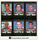 2001 Teamcoach Trading Cards Silver Prize Team set Fremantle (6)