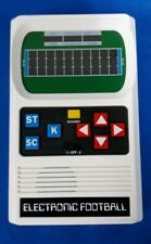Mattel Electronic Football Hand Held Game