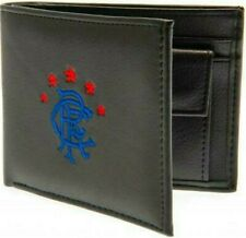 Rangers F.c. Embroidered Wallet Football Christmas Gift Xmas Sport