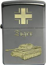 Original Zippo Sturmfeuerzeug Panzerkampfwagen Tiger