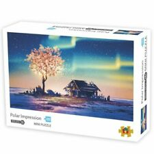 Puzzle 1000 Piece Jigsaw Puzzle for Kids Adult Impression Jigsaw Decompression