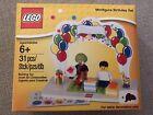 LEGO Birthday Minifigure Set (850791) - New & Factory Sealed!!