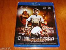 EL TAMBOR DE HOJALATA / Die Blechtrommel / The Tin Drum - BLURAY - Precintada