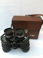 CH Tasco Zip 106Z 8x - 16 x 40 Zoom Binoculars w/ Original Case