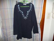Sweatshirt marine   Größe 56/58