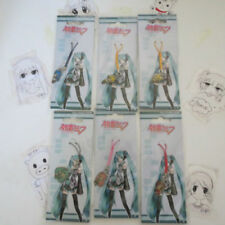 Vocaloid Official Genuine Metal Phone Charm *New*