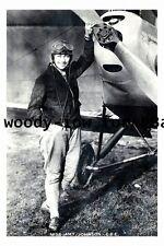 rp02731 - Famous Female Pilot - Amy Johnson - photograph