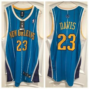 Anthony Davis New Orleans Hornets Authentic Jersey (NWT) dead-stock