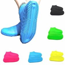 Silicone Shoe Rain Cover Waterproof Recyclable Boot Non Slip Protector Overshoes