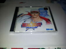 REAL BOUT FATAL FURY SONY PLAYSTATION K VIDEOGAMES PS JAP JAPANESE PSX PS1