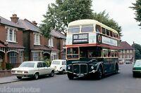 London Transport RM2155 Stag Lane 1979 Bus Photo
