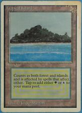 Tropical Island Unlimited VERY HEAVY PLD Dual Land Reserved List 41313 ABUGames