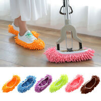 Dusting Mop Slippers Lazy Floor Foot Socks Cleaning Shoes Floor Cleaner Slippers