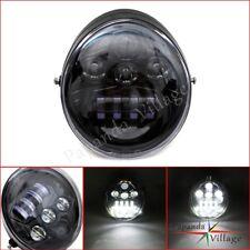 DOT LED Headlight Projection For Harley V Road VRod VRSCR VRSCX VRSCE VRSC VRSCW