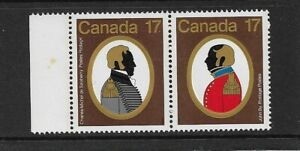 Canada 1979 Famous Canadians MNH
