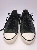 Converse John Varvatos Chuck Taylor Green Snake Print Leather Sneakers Sz.6M