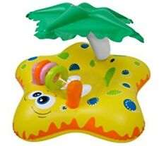 POOLMASTER 81553 STARFISH BABY RIDER LEARN TO SWIM POOL RAFT & INFLATABLE RIDE