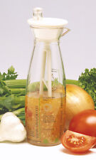 Norpro 805 Salad-Dressing Stirrer Maker Mixer With Recipes