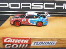 Carrera Go!!! Porsche GT3 RSR Tuning Motor,Slicks,Magnet,Vorderachse Ultimate