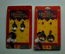 Esmeralda Disney The Hunchback of Notre Dame Earrings Surgical steel posts New