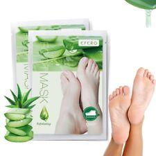 1 Pair Exfoliating Socks Peeling Foot Mask Soft Feet Removes Dead Skin Callus