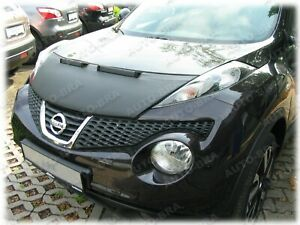 CAR HOOD BRA fit Nissan JUKE 2010-2019 BRA DE CAPOT BONNET BRA