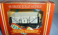HORNBY OO GAUGE 5 PLANK OPEN WAGON BODELL 1 R012 BOXED