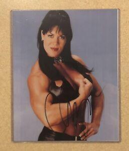 WWE Chyna 8x10 Autograph With COA HOF DX