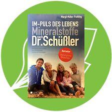 Mineralstoffe Dr.Schüßler - Im-Puls des Lebens - Müller-Frahling PZN 08053786