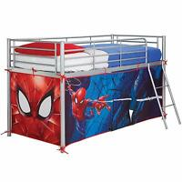 Cabin Bed Thor Midsleeper With Slide Kids Bed In Choice Of
