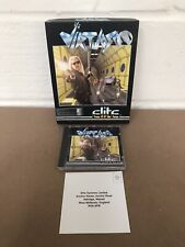 VINTAGE RETRO 1994 BIG BOX PC GAME VIRTUOSO BY ELITE - COMPLETE WITH MANUAL