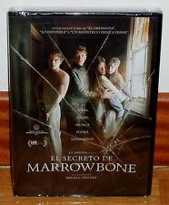 EL SECRETO DE MARROWBONE DVD NUEVO PRECINTADO TERROR THRILLER (SIN ABRIR) R2
