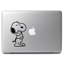 "Snoopy Woodstock Hug for Macbook Air Pro 11 13 15 17"" Laptop Vinyl Decal Sticker"