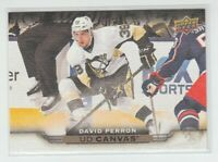 (71126) 2015-16 UPPER DECK CANVAS DAVID PERRON #C69