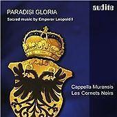 Leopold I Leopold I - Paradisi Gloria: Sacred Music by Emperor Leopold I (2016)