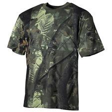 Jagd Tarn T-Shirt M Grün / HUNTER WILDLIFE