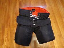 Used Vaughn Corey Schneider Pro Stock Devils Hockey Goalie Pants Game Used XL