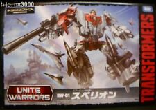 Transformers Takara Tomy UW01 UW-01 Superion Action Figure Used F/S from japan