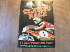 2021 CLASSIC RACE RAALTE 18 SEPTEMBER CIRCUIT LUTTENBERG JAN DE VRIES KREIDLER