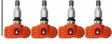 Set 04 sensori valvola di pressione TPMS programmati per MINI COUNTRYMAN R60