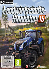 Landwirtschafts Simulator 2015 / 15 - PC Game - *NEU*
