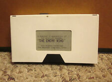 ENEMY WIND documentary VHS tornado forecast meteorologists Weather Channel 1992