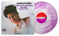 Aretha Franklin ‎- I Never Loved A Man The Way I Love You VMP Exclusive Vinyl LP