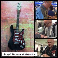GFA Milo Aukerman Band * THE DESCENDENTS * Signed Electric Guitar PROOF AD1 COA