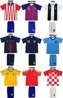 Kit Short + Maillot de Football Enfant - 2019 TEAM ANTHEM -