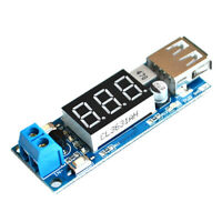 AU_ FT- New DC 5V to 3.3/9/12/24V Step up/down Power Supply USB Boost Converter